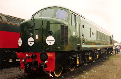 D8 PENYGHENT at Coalville open day on 26 May 1991.