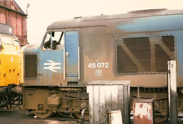 Retrospective - Class 45