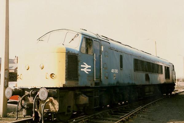 Retrospective - Class 46