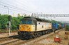 47303 Freightliner Cleveland passes through MK on 16 June 2000 with the 4M54 1236 Purfleet - Crewe.