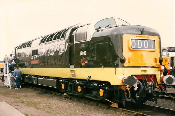 Retrospective - Class 55 Deltic