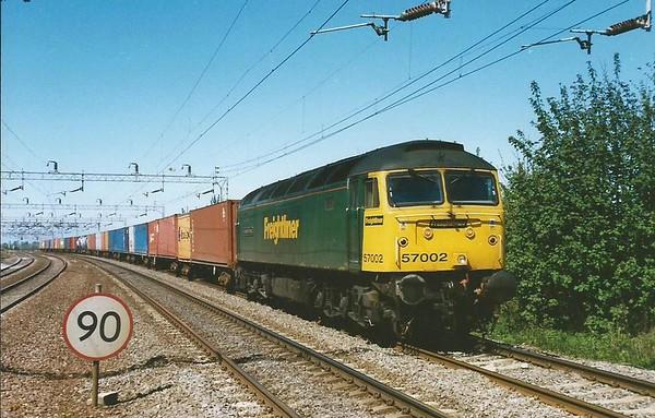 Retrospective - Class 57