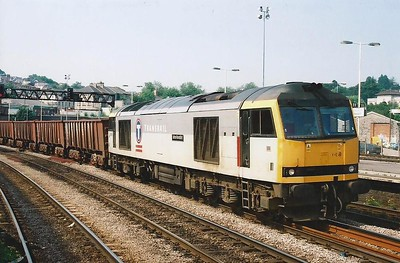 60058 John Howard is seen on the iron ore circuit at Newport on 28 June 2000.