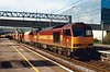 60053 NORDIC TERMINAL passes through MK on 3 May 1998 with the 6B10 0857 Peak Forest - Bletchley.