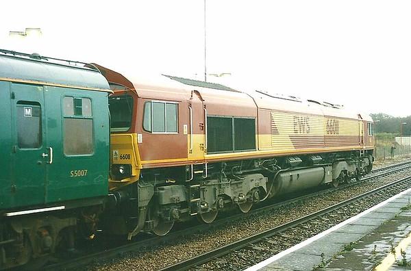 Retrospective - Class 66