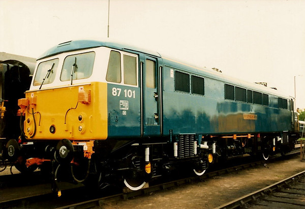 Retrospective - Class 87