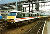 90003 THE HERALD arrives into Manchester Piccadilly with a service from Euston on 23 June 1994.
