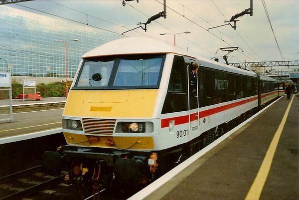 Retrospective - Class 90