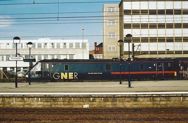 91025 Doncaster 5 July 2001
