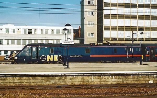91019 Doncaster 5 July 2001