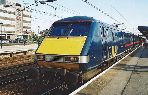 91017 Doncaster 5 July 2001