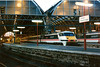 91009 Saint Nicholas stands at 'The Cross' on 10 February 1994.