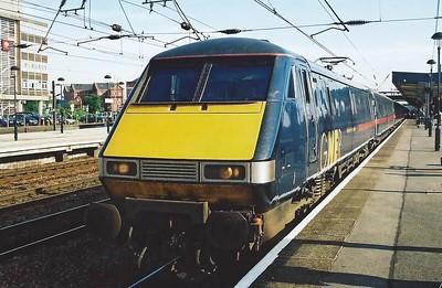 91012 Doncaster 5 July 2001