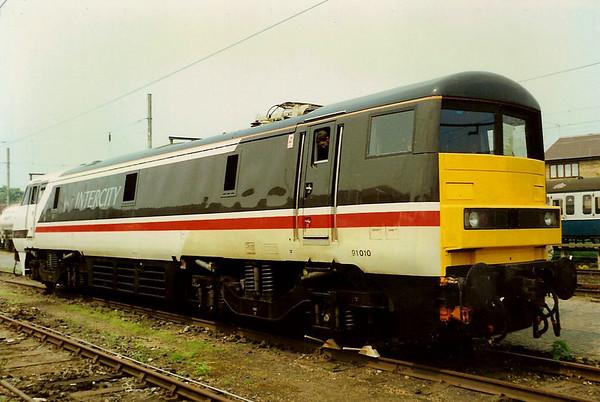 Retrospective - Class 91