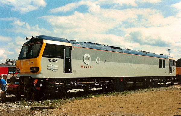 Retrospective - Class 92