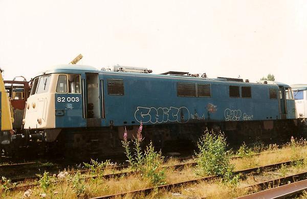 Retrospective - Class 82