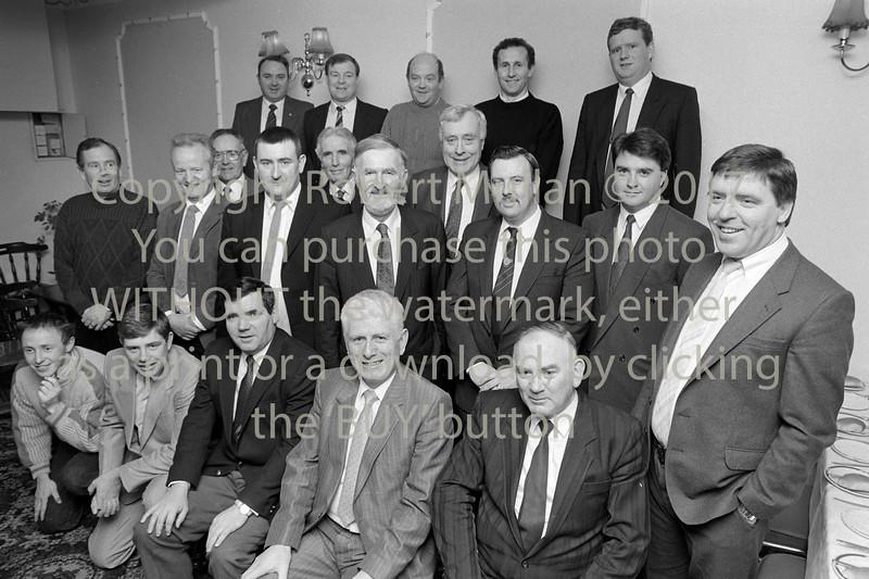 Garda group, Wicklow - 1980s/90s