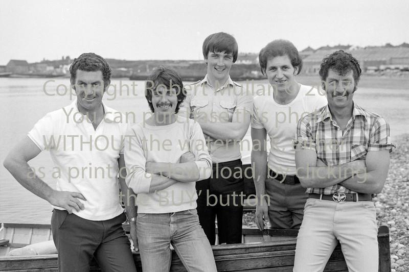 Wicklow Rowers.  Circa 1980s