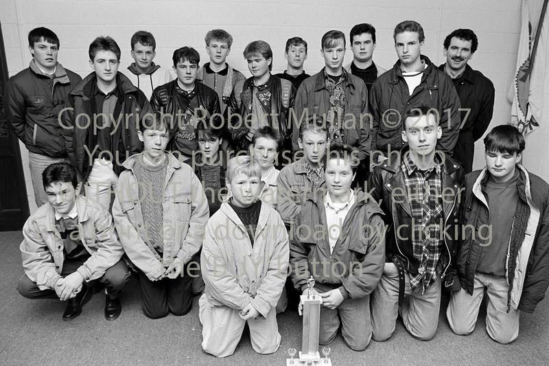Juvenile GAA winners in Wicklow - 1980s/90s