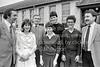 Group at the Abbey Community College, Wicklow - 1980s/90s