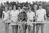 Tennis Club group.  Date unknown