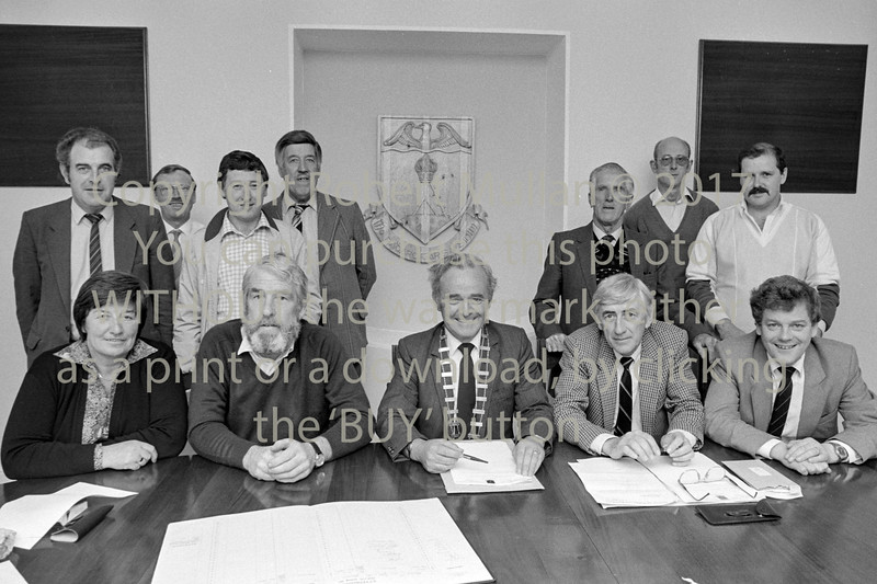 UDC group Wicklow - 1980s/90s