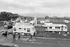 Caravans at the Murrough.  Circa 1993
