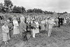 At the turning of the sod for East Glendalough School, Wicklow - 1980s/90s