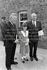 President Patrick Hillery at Wicklow RNLI - 1990