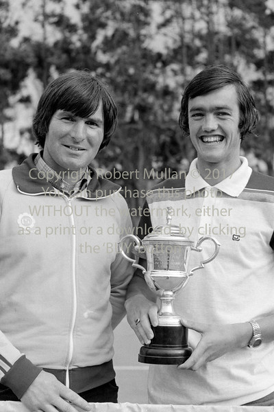 At Wicklow Tennis Club.  Circa 1980s