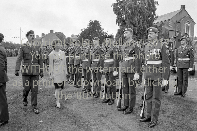 At the opening of Parnell Memorial Park, Rathdrum.  1991