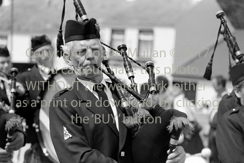 Jim Bolger at the Corpus Christi  procession in Rathnew - early 1990s