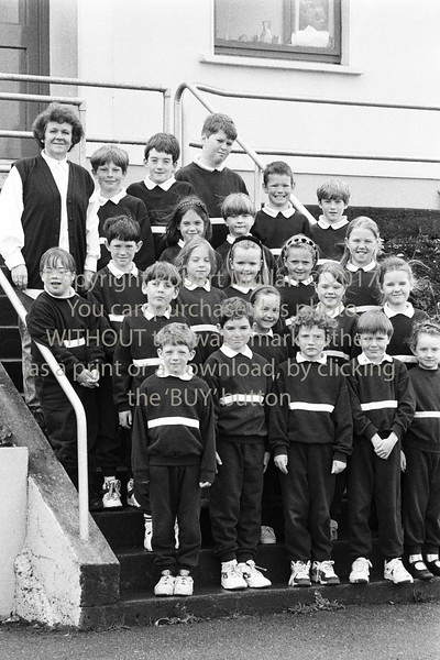 Group at Wicklow Montessori School - 1980s/90s