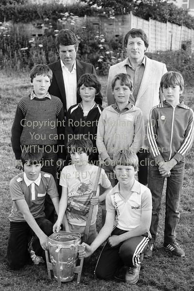 At St Patrick's GAA Club, Wicklow - 1980s/90s