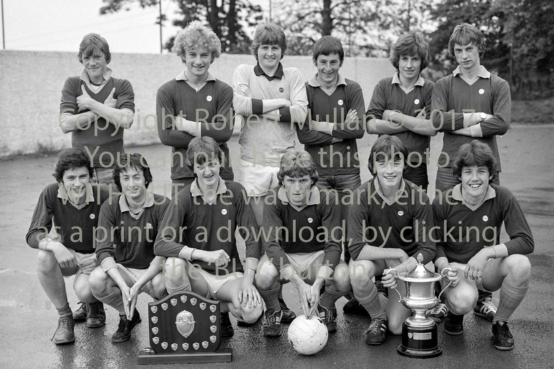 School team from Wicklow.  Date unknown