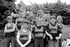 A group of youngsters pictured outside the Parochial Hall, Wicklow - 1980s/90s