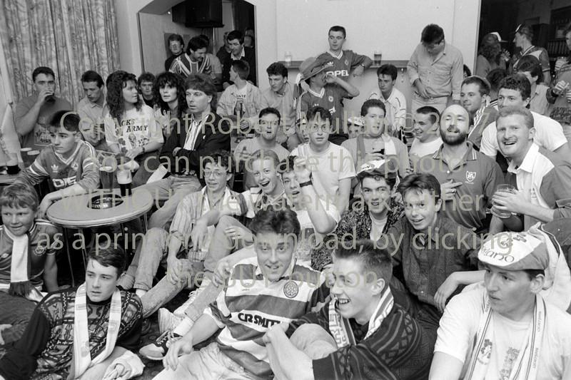 World Cup 'Italia 90' celebrations in Wicklow