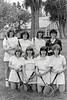 Tennis team from the Dominican College, Wicklow - 1980s/90s