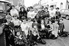 Group of young people pictured at Rathdrum - 1980s/90s