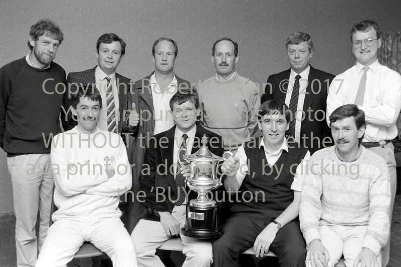 Wicklow golfers - 1980s/90s