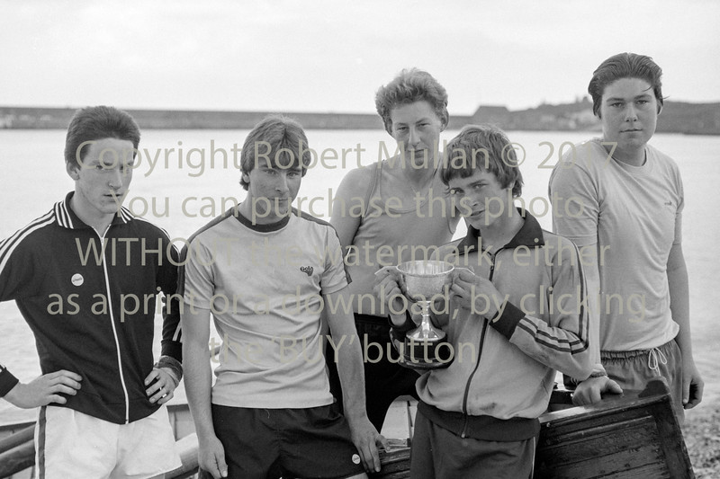 Wicklow Rowers.  Circa 1980s
