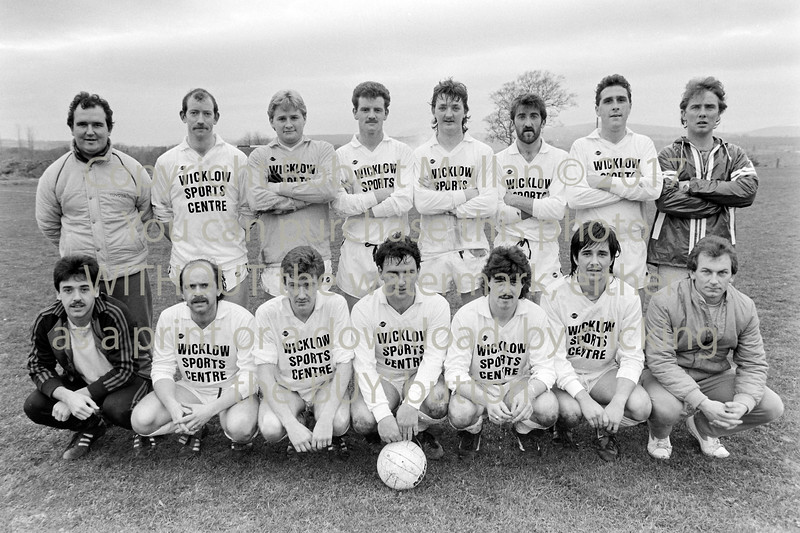 Team from Wicklow - date unknown