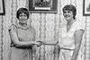 Lady Captain's presentation Wicklow Golf Club.  Circa 1979