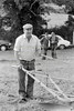 George Power, Roundwood at a ploughing match - 1980s/90s
