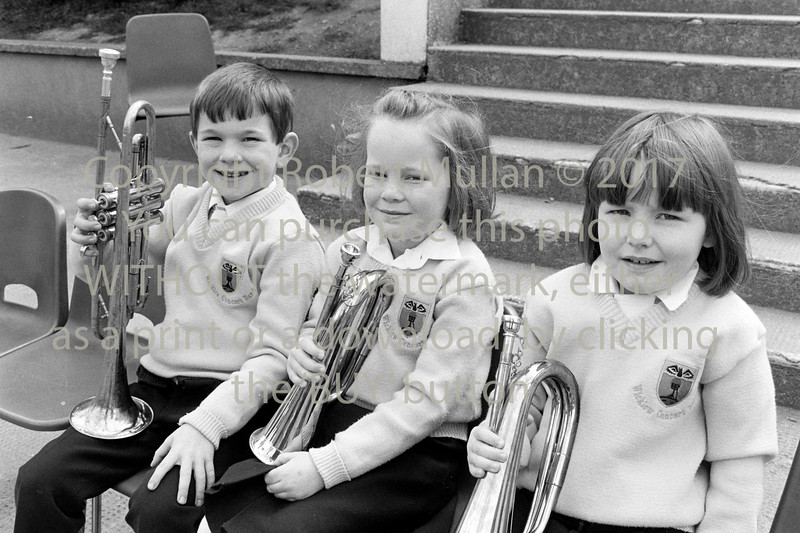 Young musicians, Wicklow town - 1980s/90s