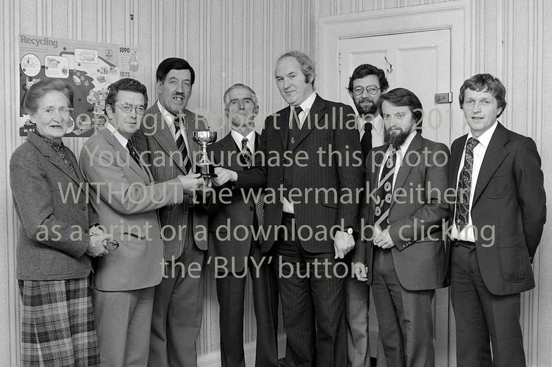 Wicklow Chamber of Commerce presentation.  Circa 1990s
