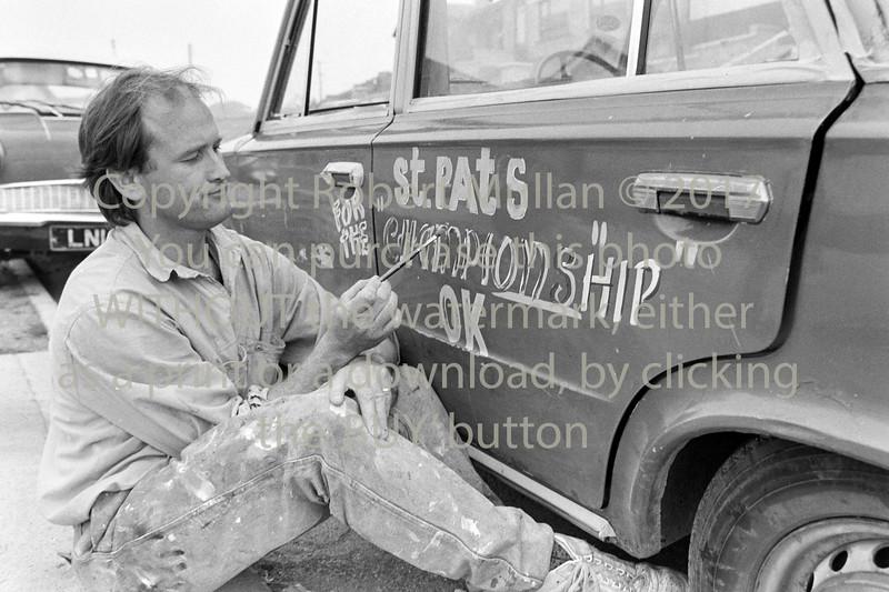 James Kavanagh, Wicklow - 1980s/90s