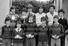 Group of prizewinners from De La Salle College, Wicklow - 1980s/90s
