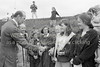 The Duke of Kent visits Wicklow RNLI - 1980s/90s