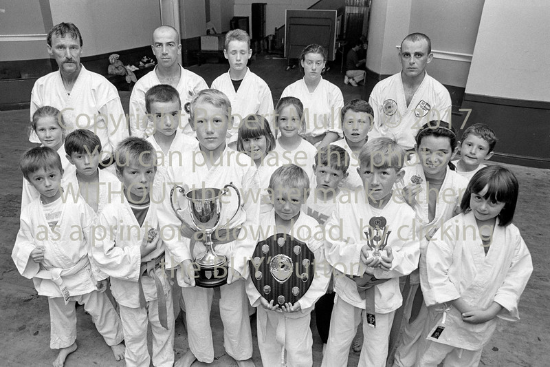 Wicklow Martial Arts Group.  Circa 1993
